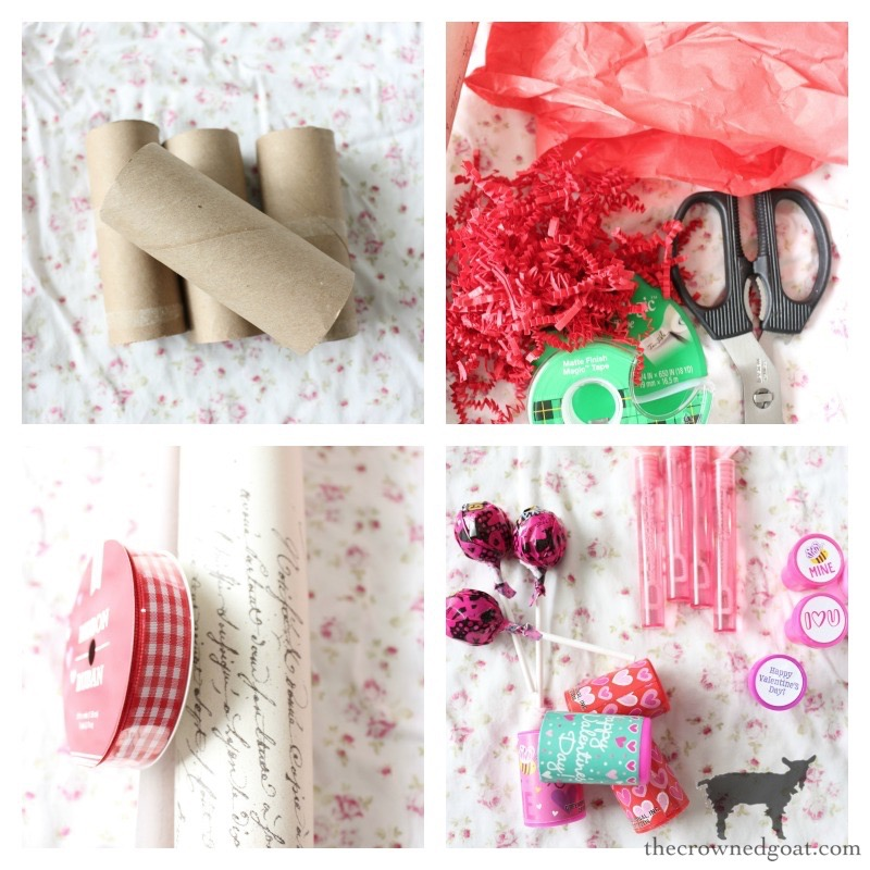 DIY-Valentines-Day-Poppers-The-Crowned-Goat-3 DIY Valentine's Poppers Holidays Valentines