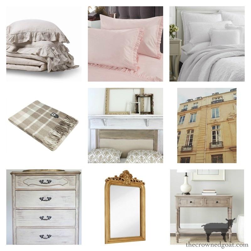 Home-Goals-Bedroom-The-Crowned-Goat-9 2019 Home Goals Decorating DIY Organization