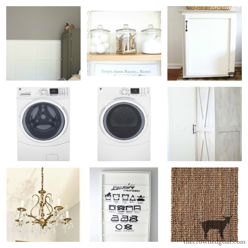 Home-Goals-Laundry-Room-The-Crowned-Goat-14 2019 Home Goals Decorating DIY Organization
