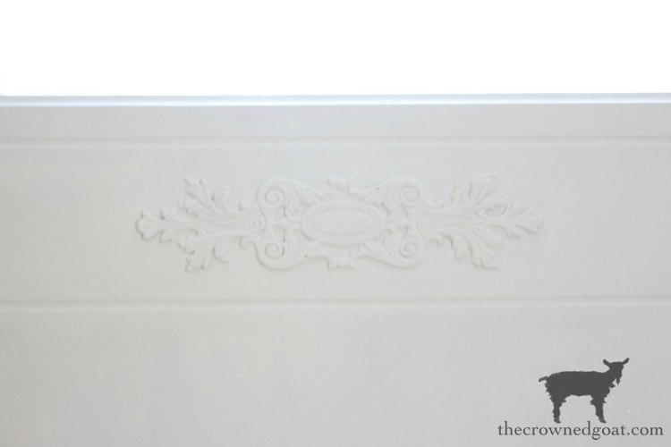 Loblolly-Manor-Headboard-Makeover-The-Crowned-Goat-7 Loblolly Manor: Guest Bedroom Headboard Makeover Decorating Loblolly_Manor Painted Furniture