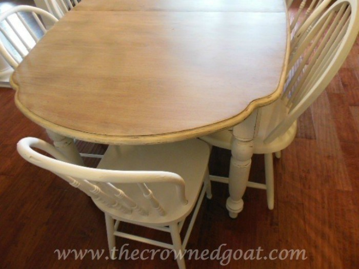 Dark-Wax-Dining-Room-Table-Five-Years-Later-The-Crowned-Goat-4 How to Condition a DIY European Oak Dining Table Decorating DIY