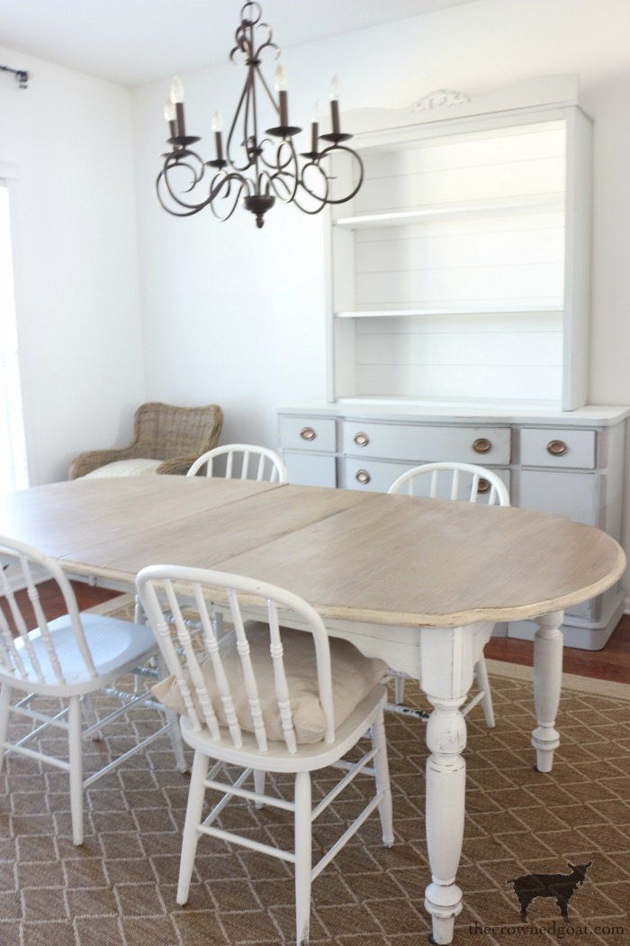 Dark-Wax-Dining-Room-Table-Five-Years-Later-The-Crowned-Goat-5 How to Condition a DIY European Oak Dining Table Decorating DIY