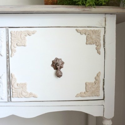 Dining Room Buffet Makeover