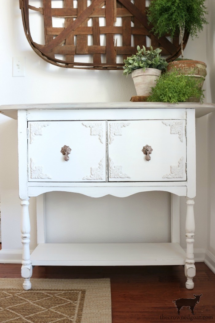 Dining-Room-Buffet-Makeover-The-Crowned-Goat-28 Dining Room Buffet Makeover Painted Furniture