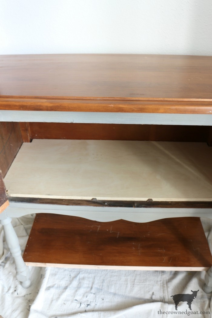Dining-Room-Buffet-Makeover-The-Crowned-Goat-7 Dining Room Buffet Makeover Painted Furniture