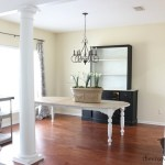 Dining-Room-Makeover-Plans-The-Crowned-Goat-1 Decorating