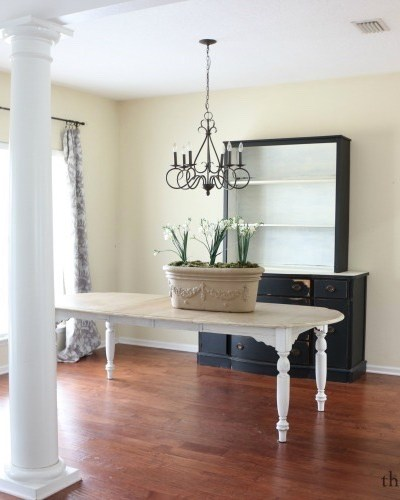 Dining Room Makeover Plans