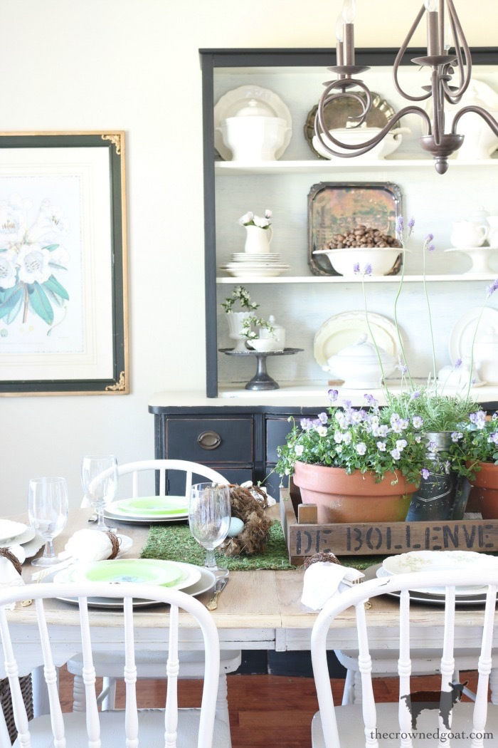 Dining-Room-Makeover-Plans-The-Crowned-Goat-10 Dining Room Makeover Plans Decorating