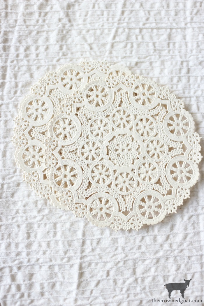 Vintage-Paper-Doilies-The-Crowned-Goat-14 Latest Finds from the Treasure Trail Decorating Thrifted Finds