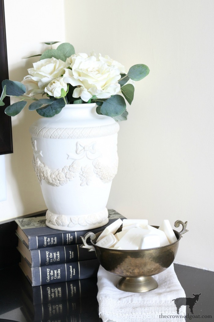 Simple-Spray-Painting-Tips-Tricks-The-Crowned-Goat-7 Spray Painting 101: Simple Tips & Tricks Decorating DIY Painted Furniture
