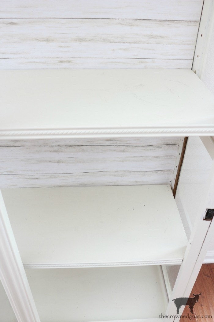 The-Easiest-Way-to-Update-a-Display-Cabinet-The-Crowned-Goat-11 The Easiest Way to Update a Display Cabinet DIY Painted Furniture