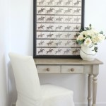 French Country Desk Makeover