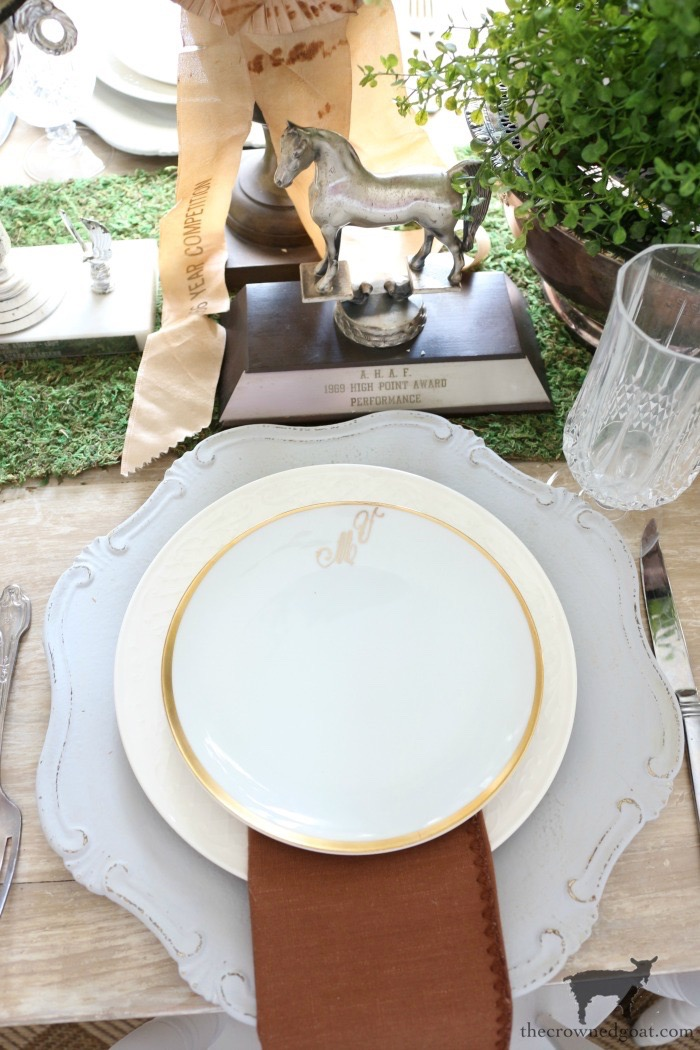 Kentucky-Derby-Tablescape-The-Crowned-Goat-11 Kentucky Derby Tablescape Decorating DIY