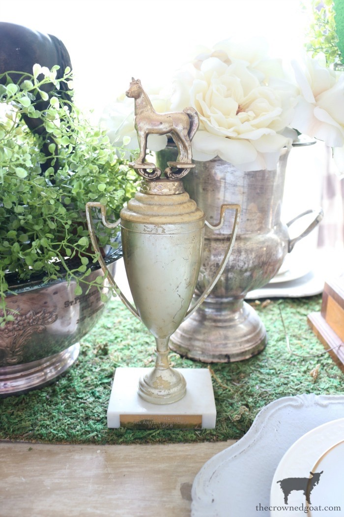Kentucky-Derby-Tablescape-The-Crowned-Goat-9 Kentucky Derby Tablescape Decorating DIY