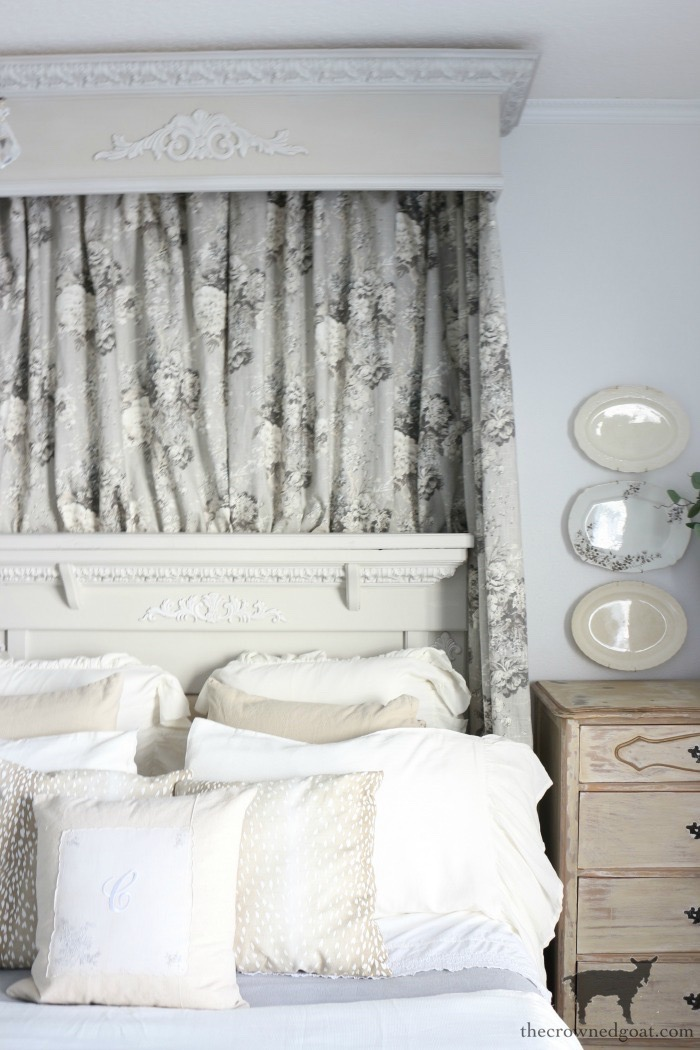 How-to-Sew-Bed-Crown-Panels-The-Crowned-Goat-15 How to Sew Bed Crown Curtain Panels Decorating DIY One_Room_Challenge