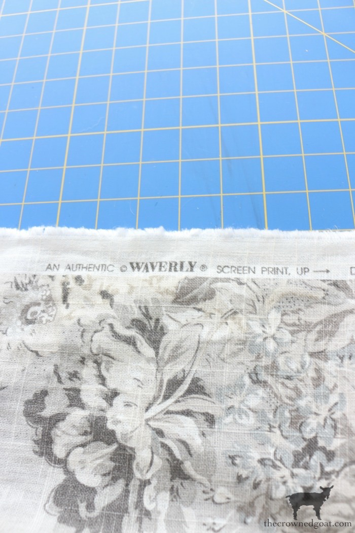 How-to-Sew-Bed-Crown-Panels-The-Crowned-Goat-7 How to Sew Bed Crown Curtain Panels Decorating DIY One_Room_Challenge