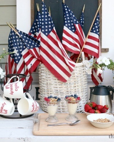 10 Easy Ways to Celebrate Memorial Day