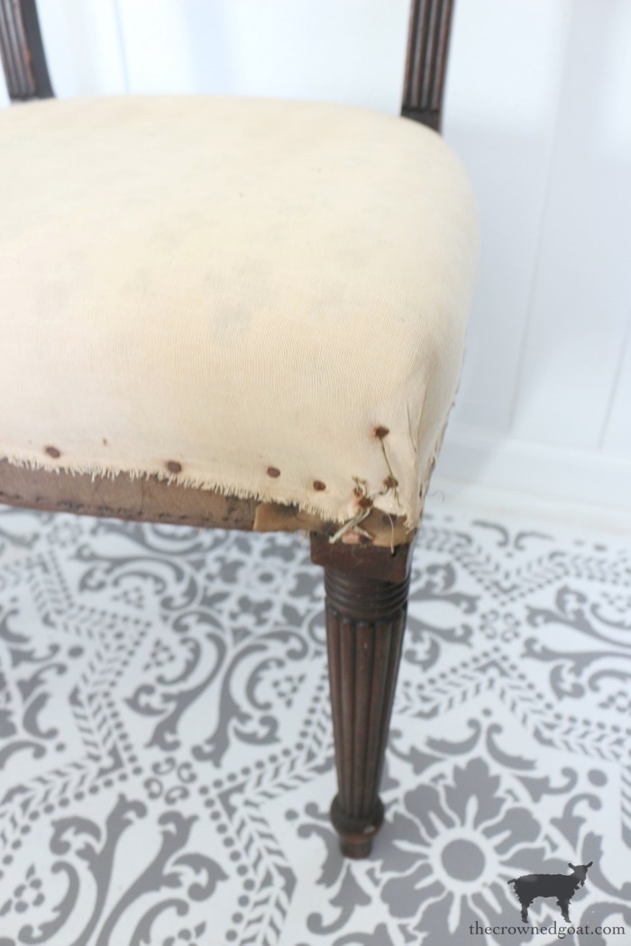 Phenomenal Country House Accent Chairs In Primitive The Crowned Goat Bralicious Painted Fabric Chair Ideas Braliciousco