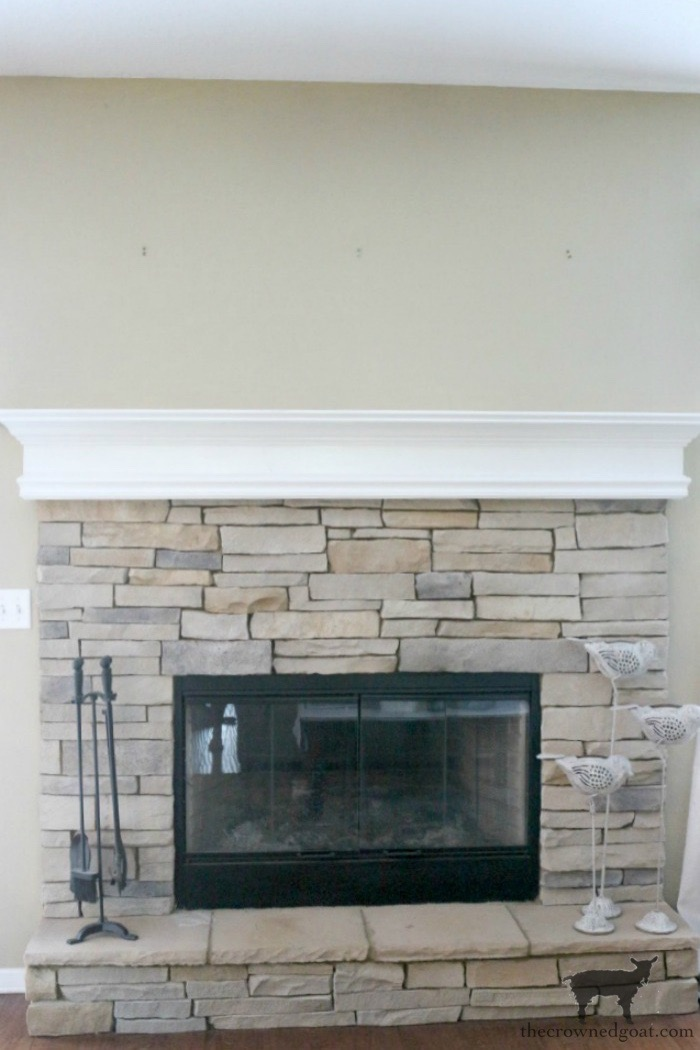 Creating-an-Easy-Fall-Mantel-The-Crowned-Goat-3 5 Steps to Creating an Easy Fall Mantel Fall