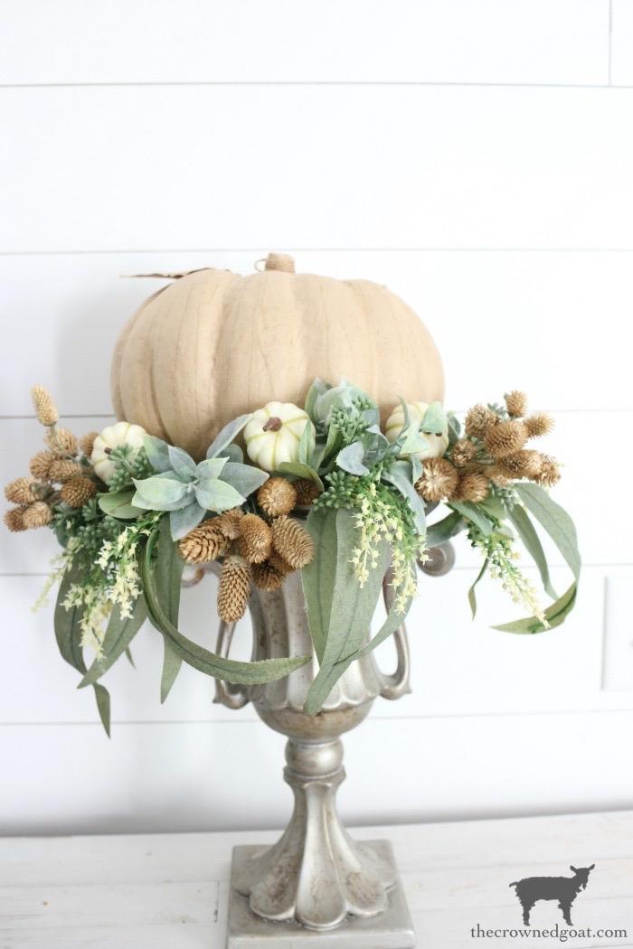DIY-Fall-Centerpiece-The-Crowned-Goat-18 DIY Fall Centerpiece Fall Holidays