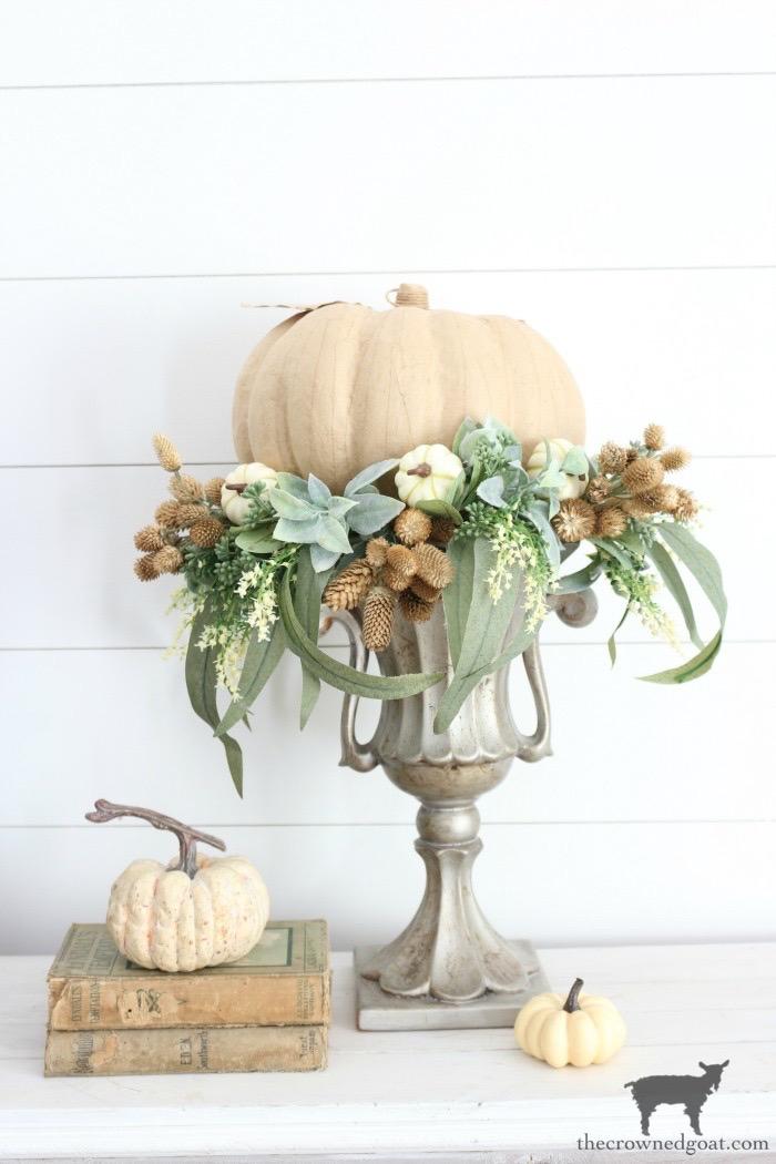 DIY-Fall-Centerpiece-The-Crowned-Goat-19 DIY Fall Centerpiece Fall Holidays
