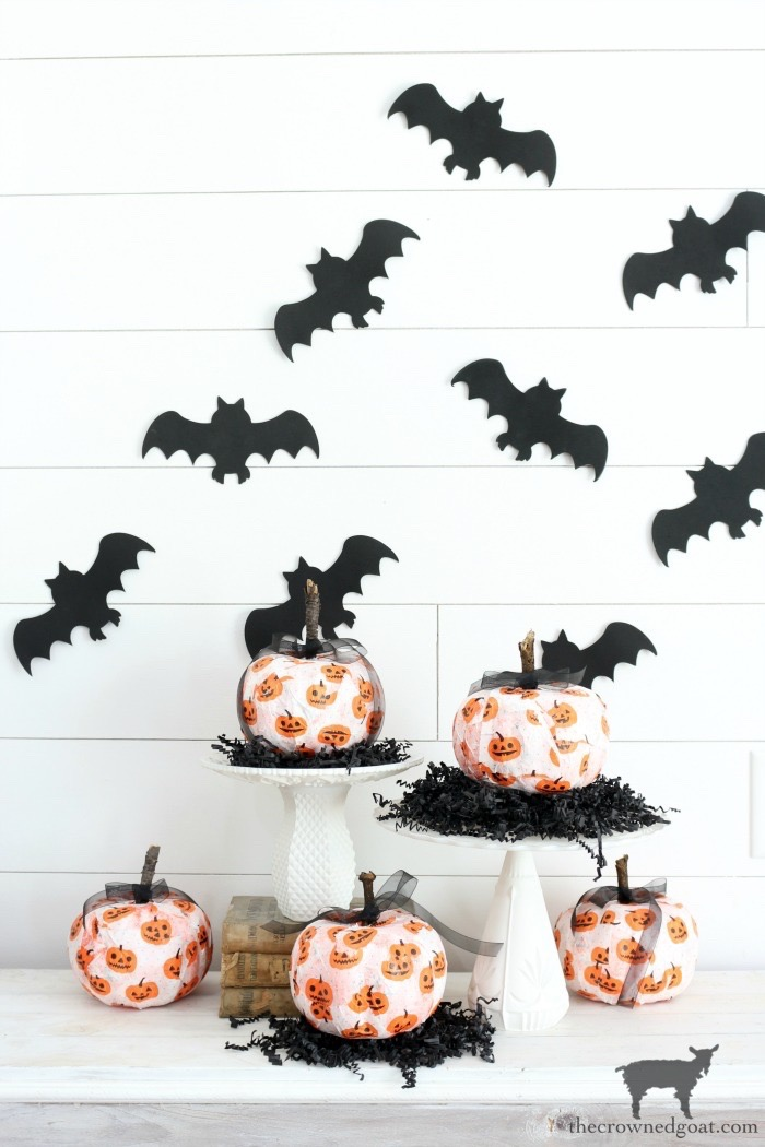 Easy-DIY-Halloween-Decorations-The-Crowned-Goat-9-1 From the Front Porch From the Front Porch