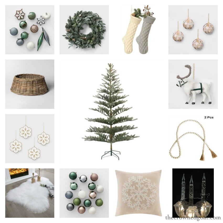 Christmas-Inspiration-Mood-Boards-The-Crowned-Goat-8 Christmas Inspiration Mood Boards Christmas Decorating Holidays