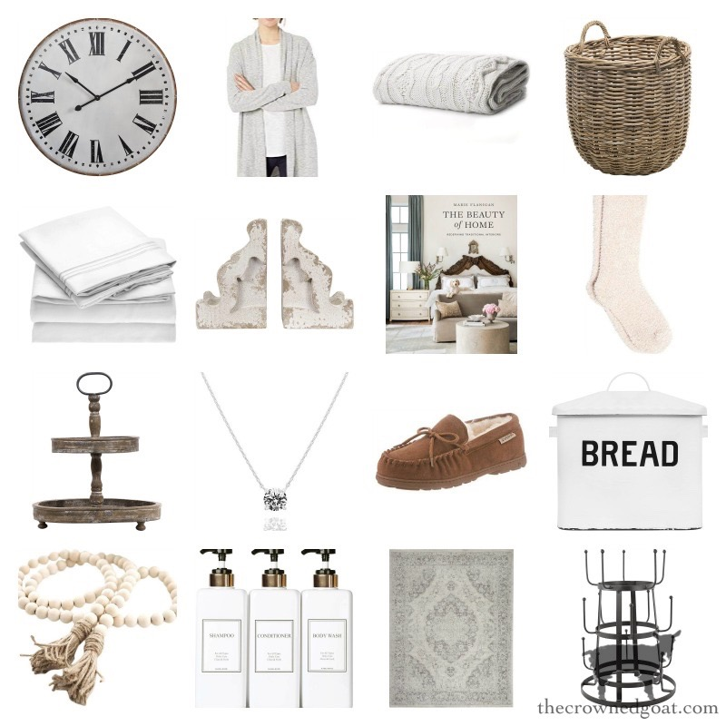 Neutral-Farmhouse-Style Our Best Holiday Gift Guides Christmas Holidays
