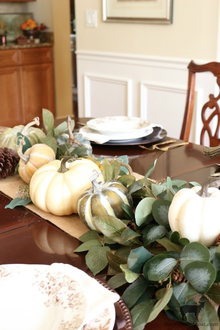 We-Gather-Together-Thanksgiving-Blog-Hop-Tablescape-The-Crowned-Goat-2 We Gather Together Thanksgiving Blog Hop Bliss Barracks Decorating Holidays Thanksgiving