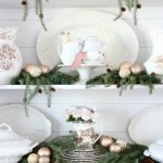 Soft-Romantic-Farmhouse-Christmas-Dining-Room-The-Crowned-Goat-3 Holidays