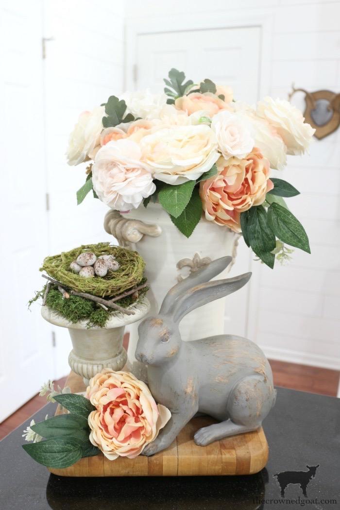DIY-Speckled-Eggs-Spring-Vignette-Ideas-The-Crowned-Goat-4 DIY Speckled Eggs & Spring Vignette Ideas Crafts Decorating DIY Spring