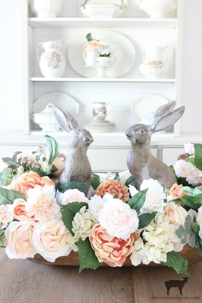 Simple-Spring-Dough-Bowl-Centerpiece-The-Crowned-Goat-18 Simple Spring Dough Bowl Centerpiece Holidays Spring