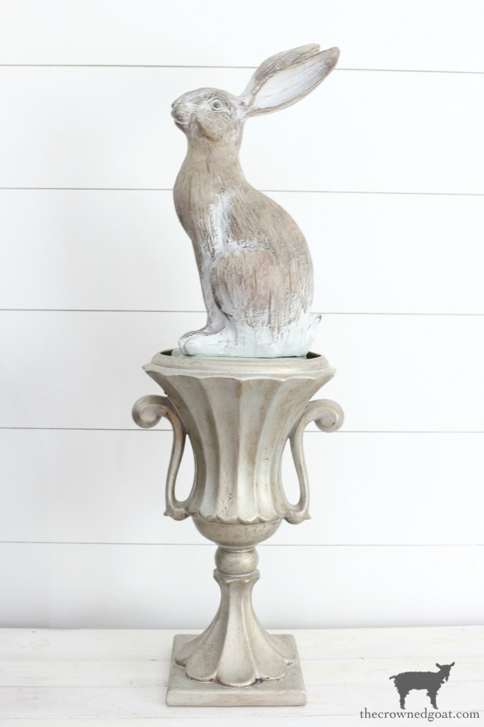 Bunny-Urn-Centerpiece-The-Crowned-Goat-3 From the Front Porch From the Front Porch