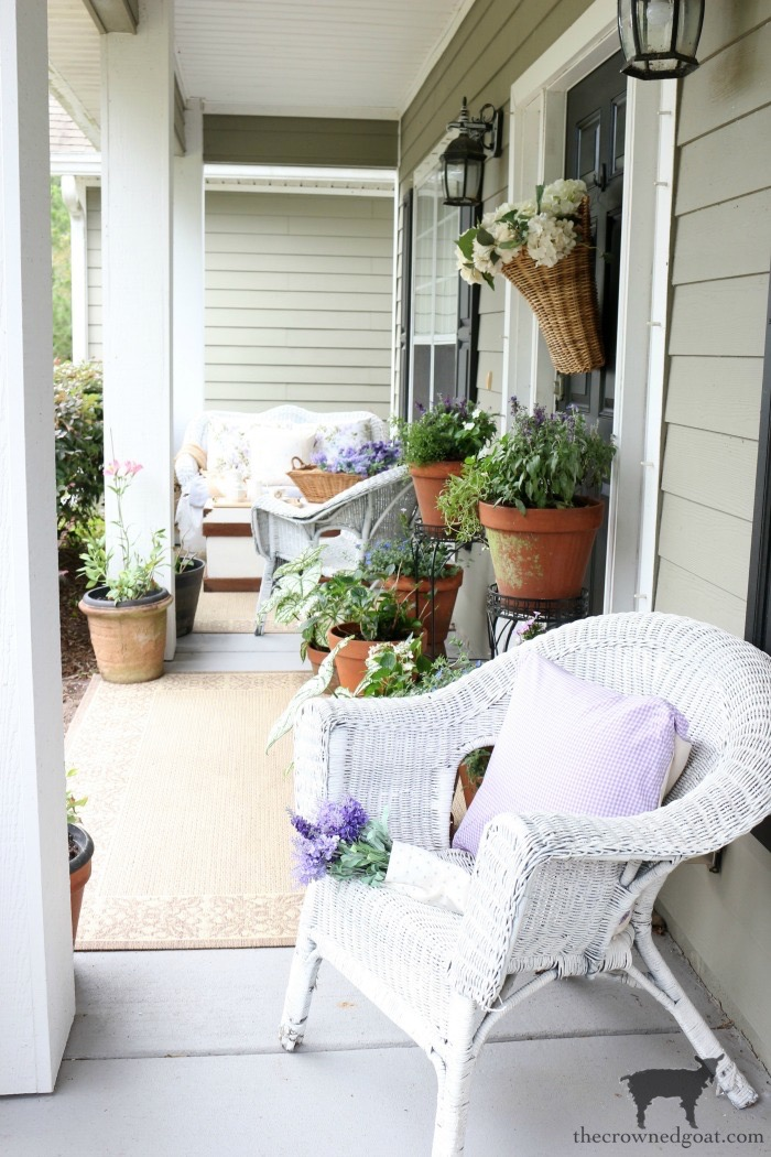 Summer-Porch-Tour-The-Crowned-Goat-23 Cottage Inspired Summer Porch Tour Decorating DIY Summer