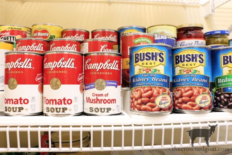 Tips-for-Organizing-a-Small-Pantry-The-Crowned-Goat-9 5 Tips for Organizing a Small Pantry Bliss Barracks Organization