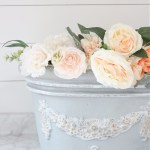 French-Country-Painted-Planter-The-Crowned-Goat-22 Decorating