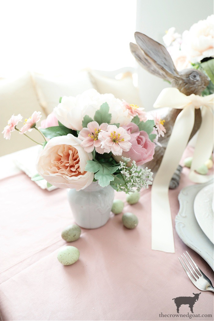 Easy-Spring-Tablescape-Ideas-The-Crowned-Goat-14 Easy Spring Tablescape Ideas Holidays Spring