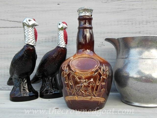 vintage Avon bottles
