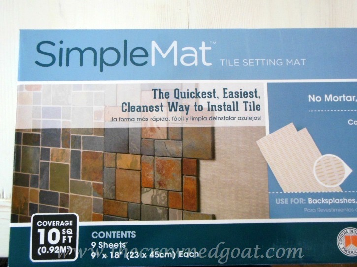 Simple Mat - Tile Setting Mat
