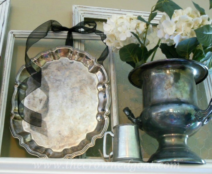 Kentucky Derby Inspired Mantle
