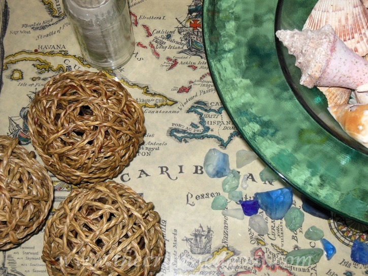 6 Easy to Create Coastal Home Decorating Ideas - The Crowned Goat- 051915-1