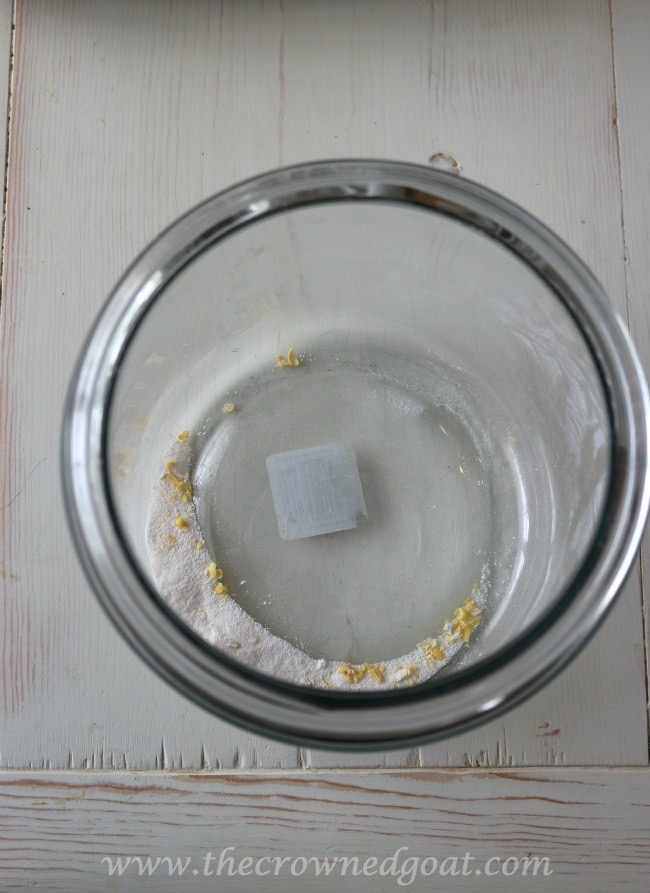 Homemade HE Laundry Soap Update and a New Recipe - The Crowned Goat - 051215-1
