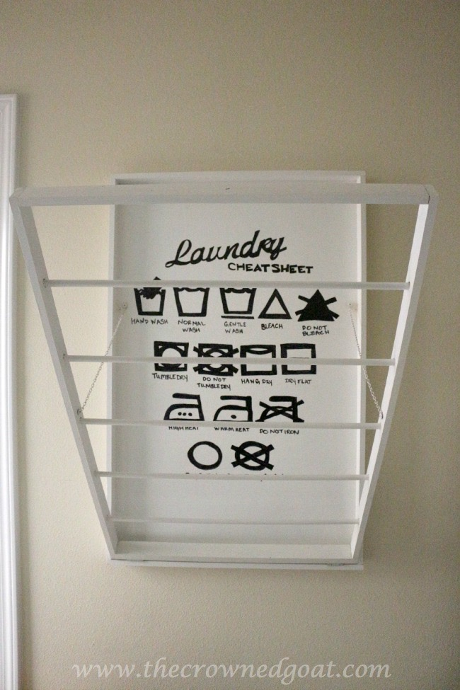 Indoor Drying Rack - The Crowned Goat