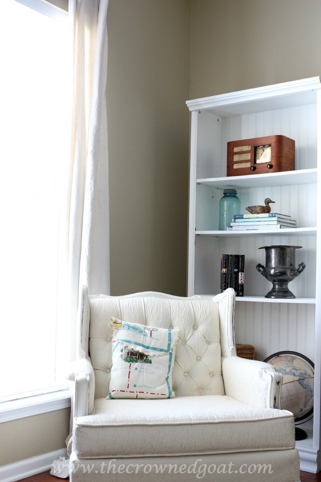 Easy Living Room Updates - The Crowned Goat - 061715-3