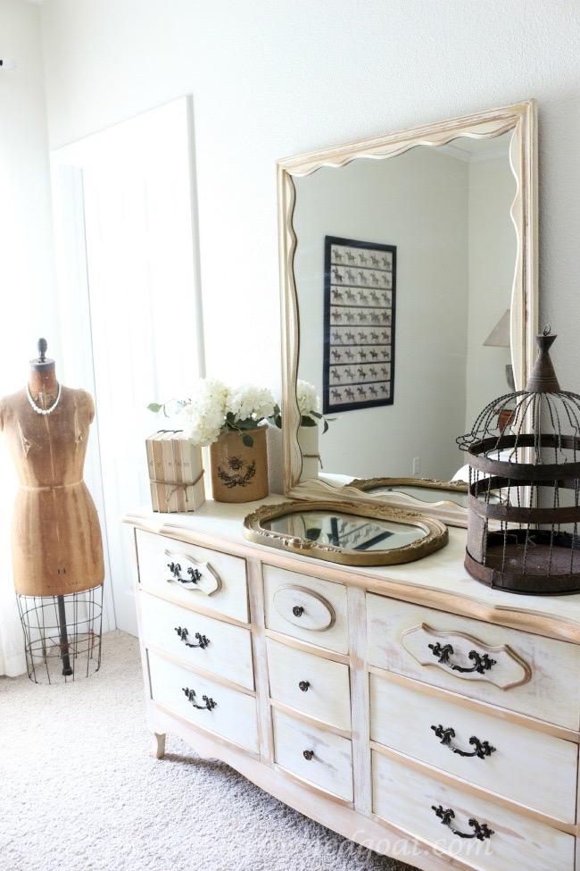 Neutrals Inspired Bedroom Makeover Reveal