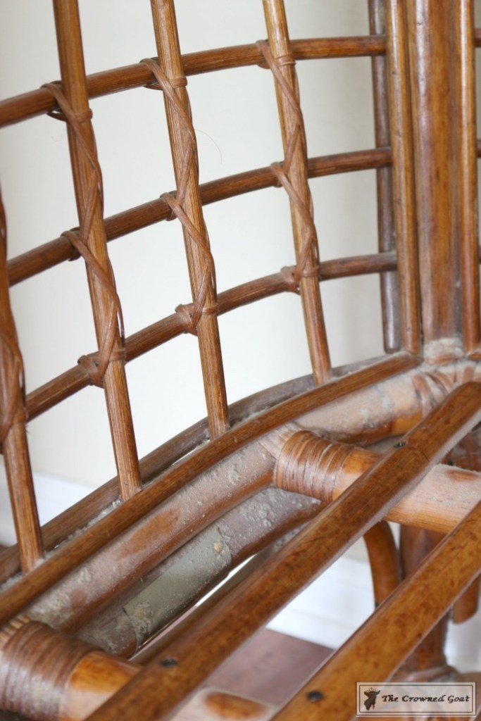 Revitalizing a Rattan Chair with DIY Furniture Polish-2