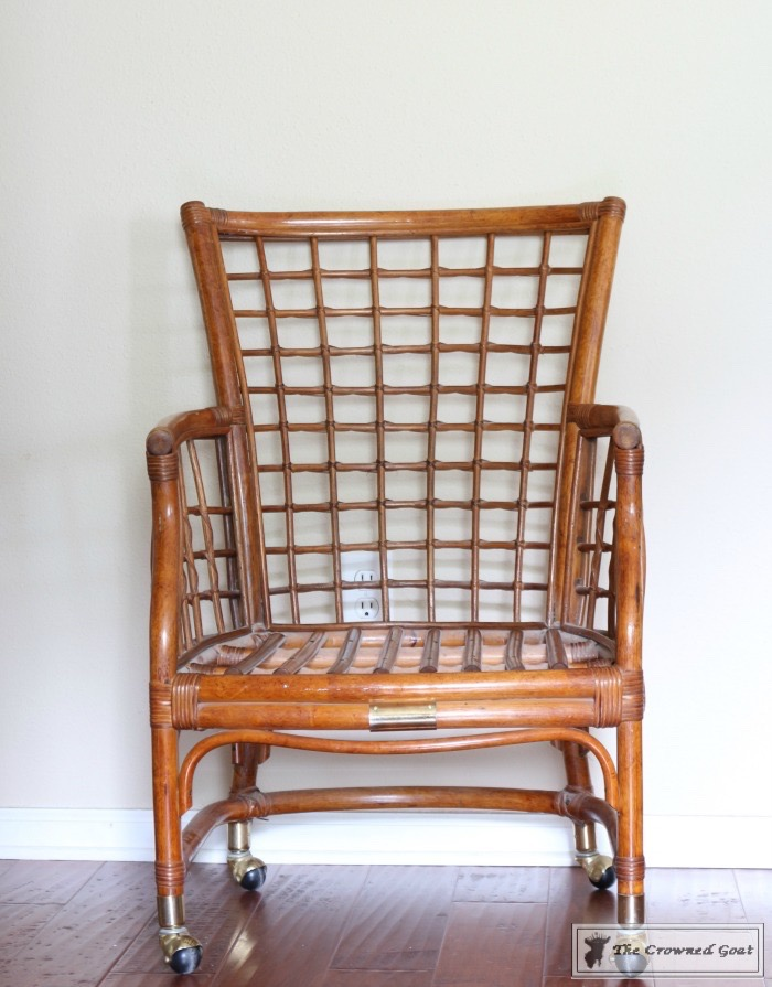 Revitalizing a Rattan Chair with DIY Furniture Polish-3