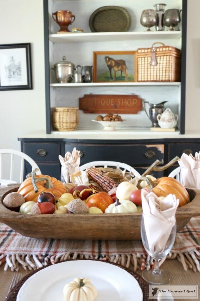 Last Minute Thanksgiving Decorating Ideas