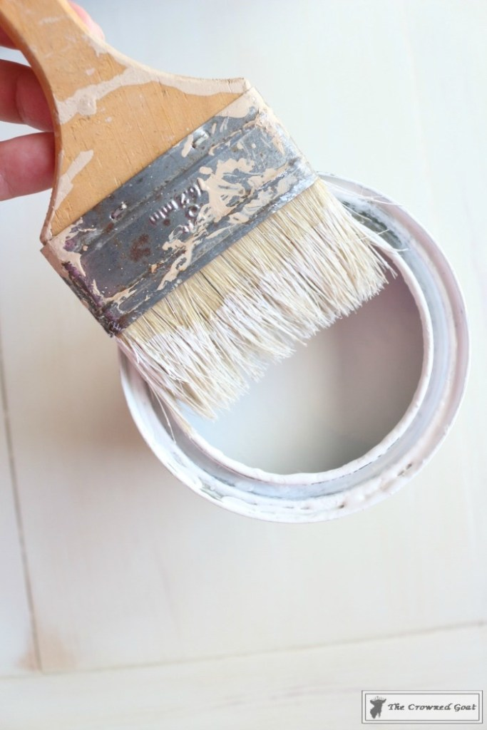 How to Weather Furniture with Paint-5