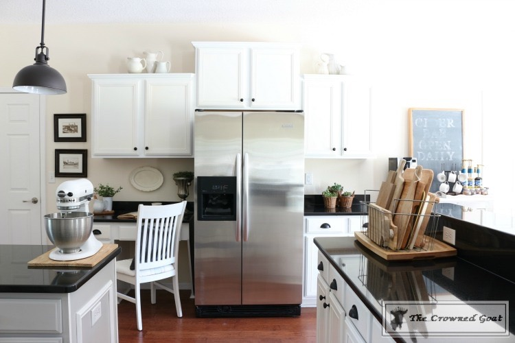 A Messy House Tour & 7 Ways to Combat Overwhelm